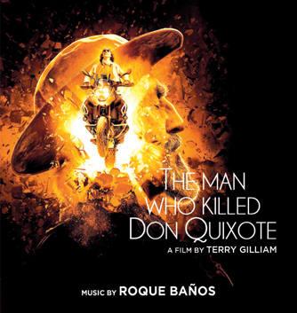 Resultado de imagen de roque baños el hombre que mato a don quijote
